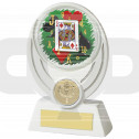 White Cards Resin Award