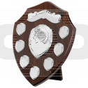 Cracked Cherry 7 Year Presentation Shield