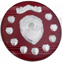 Rosewood Round 9 Year Presentation Shield