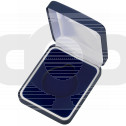 Blue Padded Medal Box