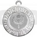 Silver Base Medal