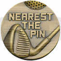 Nearest The Pin Medallion