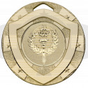 Gold Mini Shield Medal