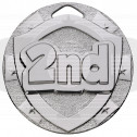 2nd Mini Shield Medal