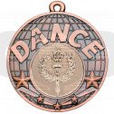 Bronze Dance Medal