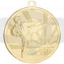 Martial Arts Gold Medal