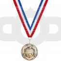 Slimming Medal On Ribbon