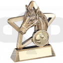 Horse Mini Star Trophy