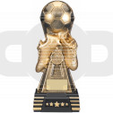 Super Size Gravity Football Trophy
