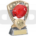 Boxing Glove Shield Award