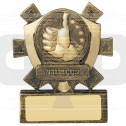Well Done Mini Shield Award