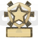 Star Mini Shield Award