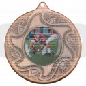 50mm American Football Bronze Medal