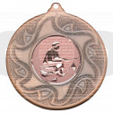 50mm Fishing Bronze Medal