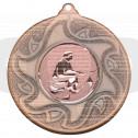 50mm Fishing Bronze Medal