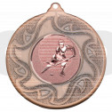 50mm Ice Hockey Bronze Medal